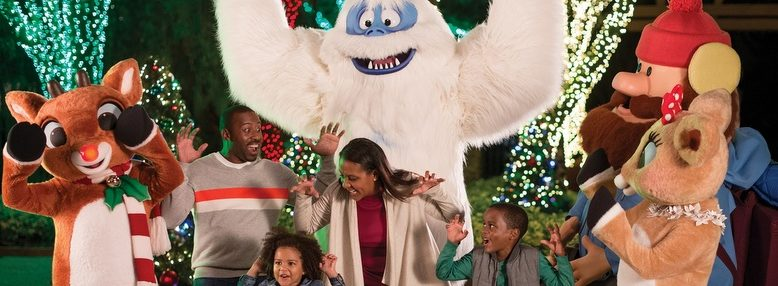 Christmas Town Returns To Busch Gardens Tampa Touring
