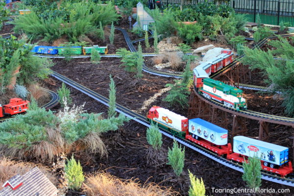 Christmas Town 2016 Holiday Tradition At Busch Gardens Tampa Touring Central Florida