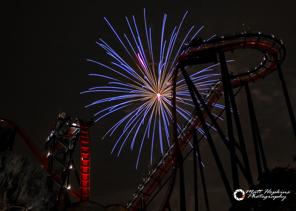 Fireworks Concert On 4th Of July At Busch Gardens Tampa Touring Central Florida