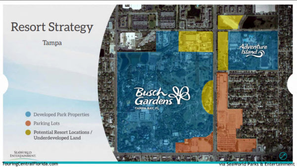 Permit Points to Expansion at Busch Gardens Tampa Touring Central – Busch Gardens Dining Plan
