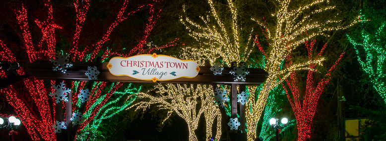 Christmas In September Tampa 2020 Walking Around: Christmas Town 2017 at Busch Gardens Tampa