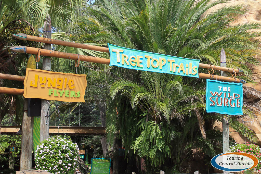 Busch Gardens Tampa Closes Several Attractions - Touring Central Florida