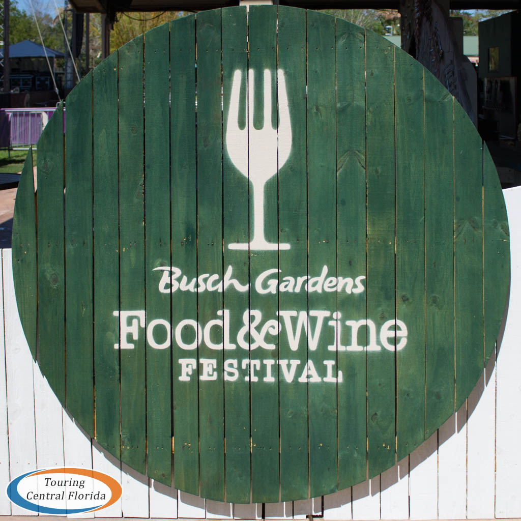 a287d6dee82 5th Annual Food   Wine Festival at Busch Gardens Tampa Bay Saturdays    Sundays from March 16 through April 28