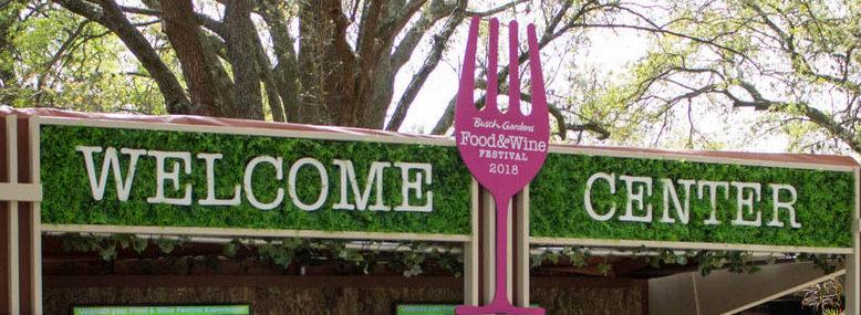 Busch Gardens 2018 Food Wine Festival Guide Touring Central Florida – Busch Gardens Dining Plan