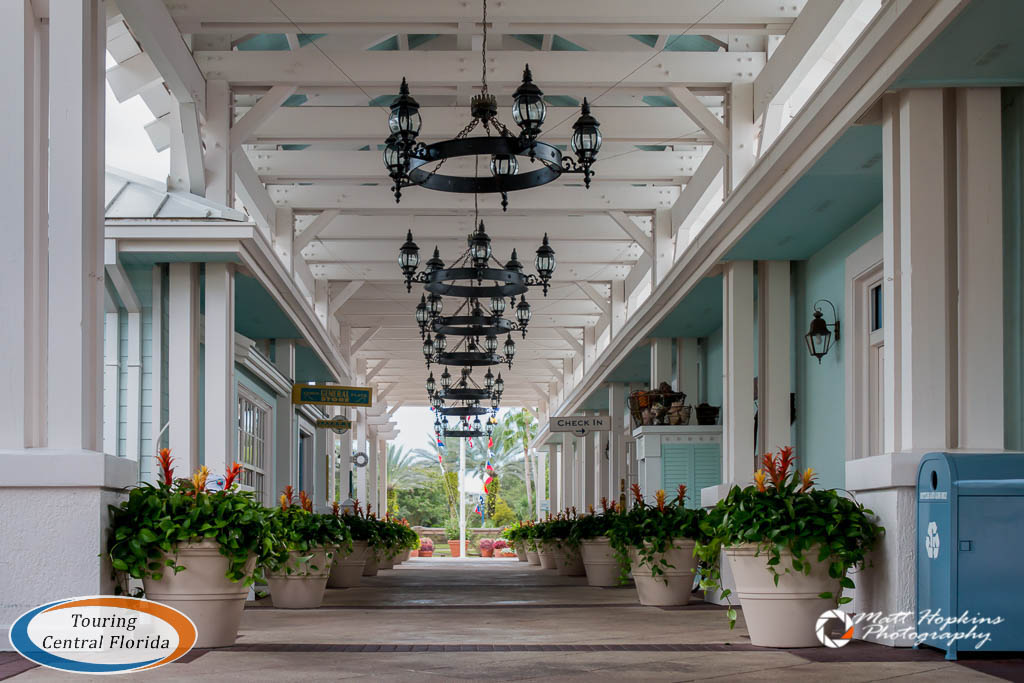 Walking Around Disney S Old Key West Resort Touring Central Florida