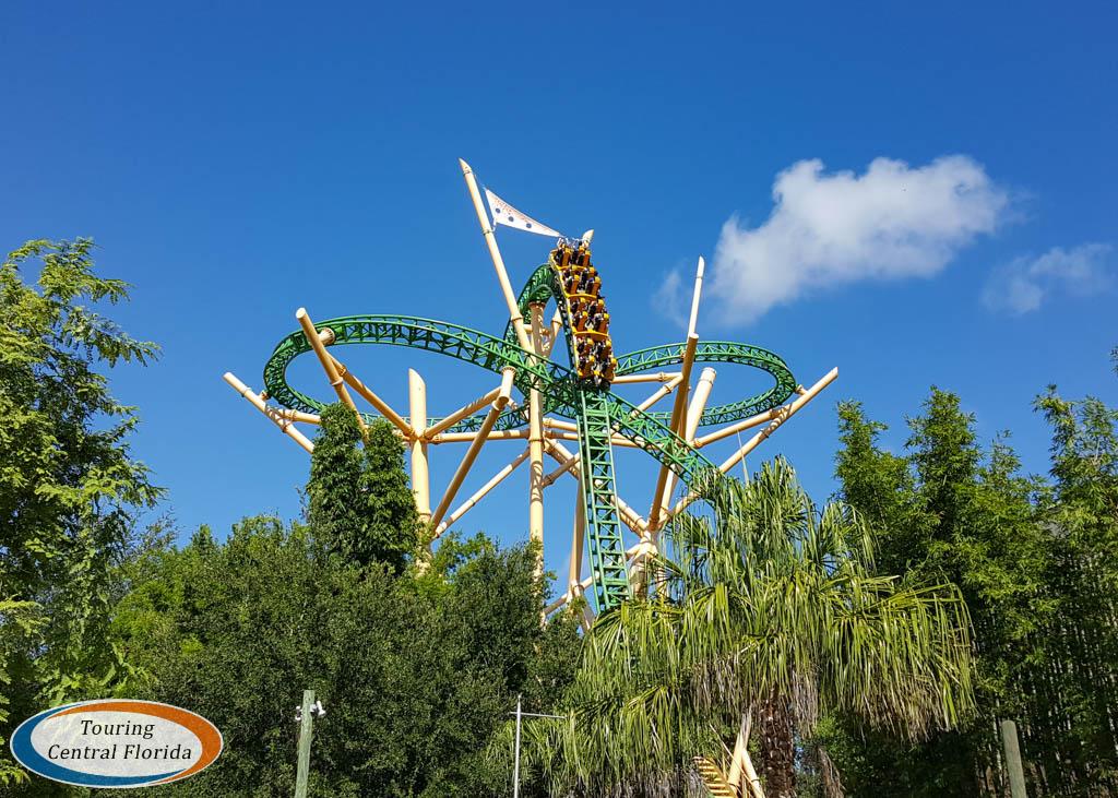 Park Pass Busch Gardens Adventure Island