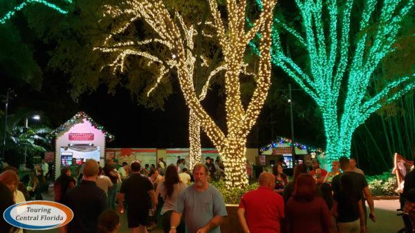 Busch Gardens Christmas Town Tampa.Christmas Town 2018 At Busch Gardens Tampa Touring Central