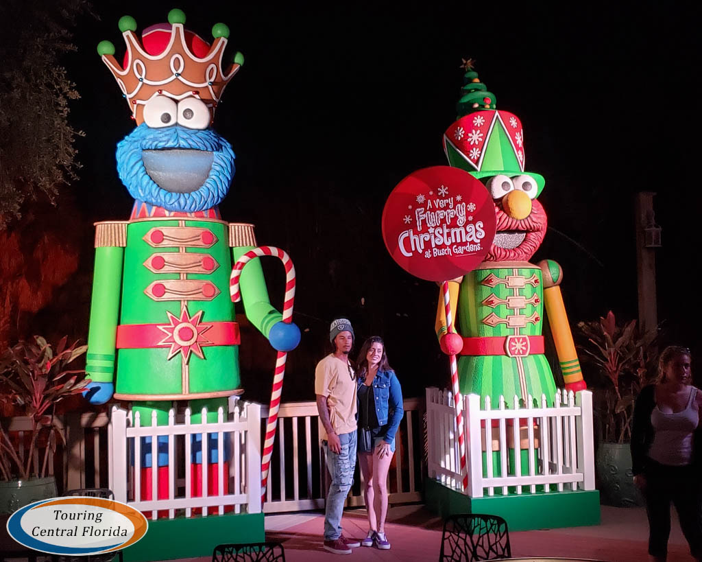 Christmas Town Florida.Christmas Town 2018 At Busch Gardens Tampa Touring Central